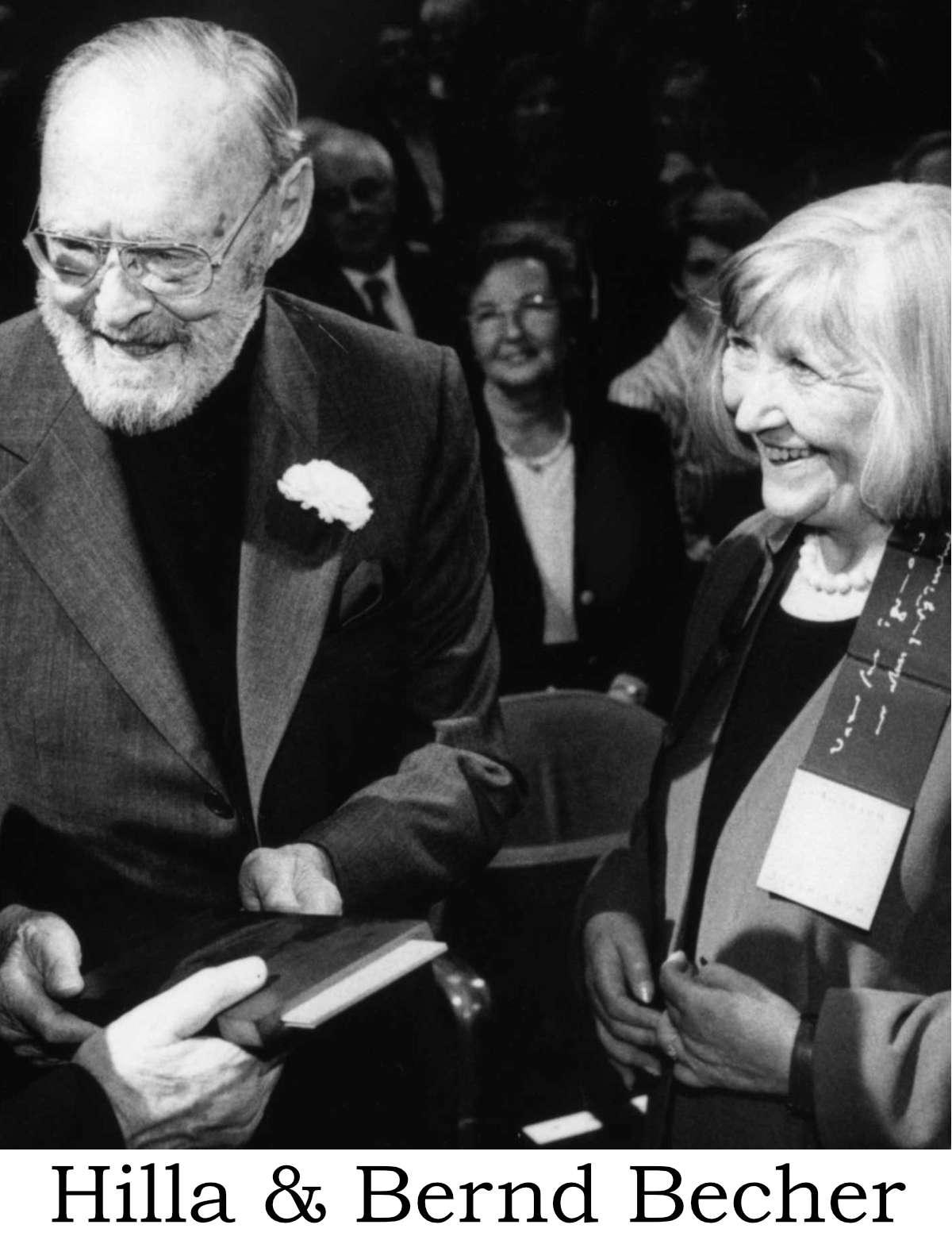 Hilla y Bernd Becher